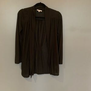 Etam Sheer Cardigan
